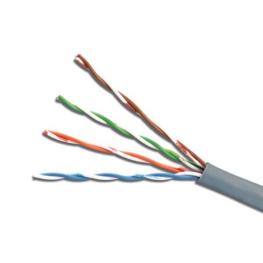 Cable Utp Cat6- 4Px23Awg Cm Gris 305M 100% Cu Bme BM Electric