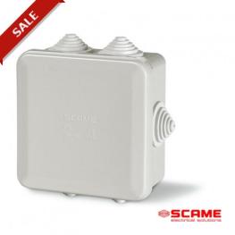 Caja Derivacion Estanca Ciega Ip56 Gw 650º C 150X110X70Mm
