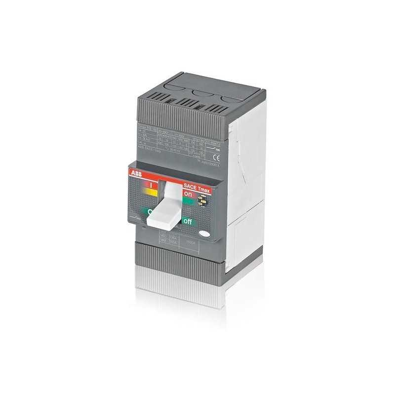 Interruptor Automatico 1P Fijo 20A 18Ka 380Vac Tmax T1  ABB