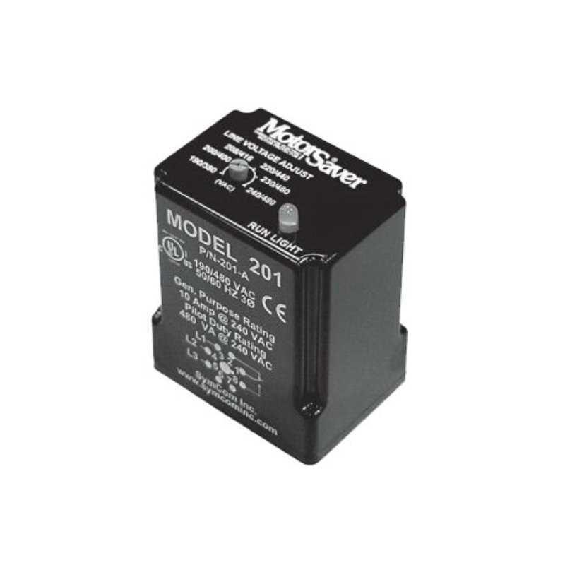 Monitor de Tension Plug-in 3F 190-480V