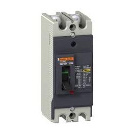 Interruptor Automatico 2P Fijo 16A 10Ka 100-130Vac Easypact  Schneider