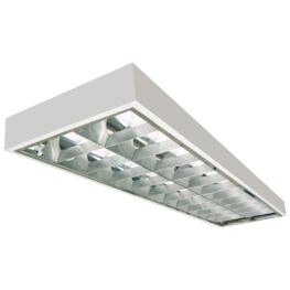 Equipo Alta Eficiencia Fluorescente 2X36W