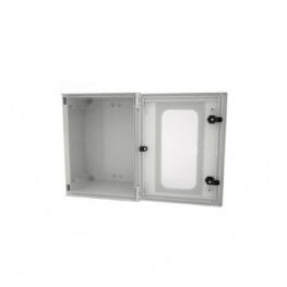 Caja con Puerta Transparente IP66 400x300x200