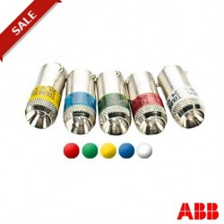 Ampolleta Led 12Vac Blanco Ka2-2015 ABB
