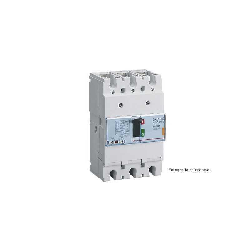 Caja Moldeada Disyuntor Termomagnetico 250 3X250A 36Ka Legrand