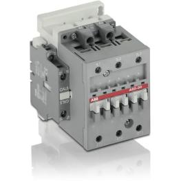 Contactor 1P 30A 5,5Hp 4Kw 24-60V 60 Hz Af09-30-10-41 Abb