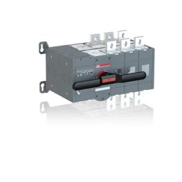 Desconectador 3P 100A  415V Motor 220Vac Otm100 F3Cma230 ABB