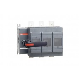 Desconectador 3P 400A 690V Motor 220Vac Otm 400E3Cm230C Abb