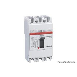 Caja Moldeada Sin Regulación Drx 125N - 20Ka 415V 125A Legrand