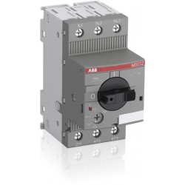 Guardamotor Magnetotermico 3P 0,4-0,63A 100Ka Abb