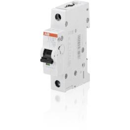 Interruptor Automatico 1P 16A K 6Ka S201 ABB