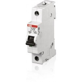 Interruptor Automatico 1P 20A 25Ka S701 K20S Abb
