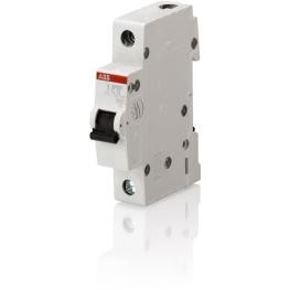 Interruptor Automatico 1P 20A C 25Ka S201P Abb