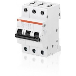Interruptor Automatico 3P 40A K 50Ka S803S-K Abb
