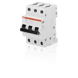 Interruptor Automatico 3P 5A K 6Ka S203K-5 Abb