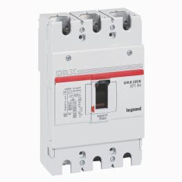 Caja Moldeada Sin Regulación Drx 250N - 25Ka 415V 250A Legrand