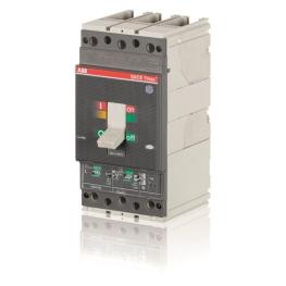Interruptor Automatico 3P Fijo 250A 150Ka 380Vac Xt4V Abb