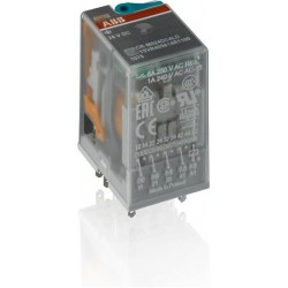 Relé Capsulado Cr-M230Ac2 Control: 230V A.C. ABB