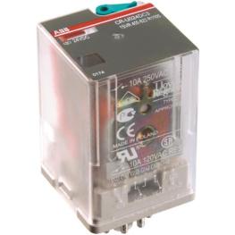 Relé Capsulado Cr-P110Ac1 Control: 110V A.C. Abb