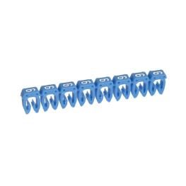 Marcador para Cables 0,5-1,5mm azul - Legrand