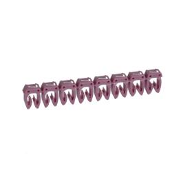 Marcadores para Cables 0,5-1,5mm violeta - Legrand
