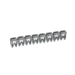 Marcadores para Cables 0,5-1,5mm gris - Legrand