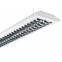 Equipo Fluorescente 2X54W T5 Bs500 Sin Cabecera Beghelli