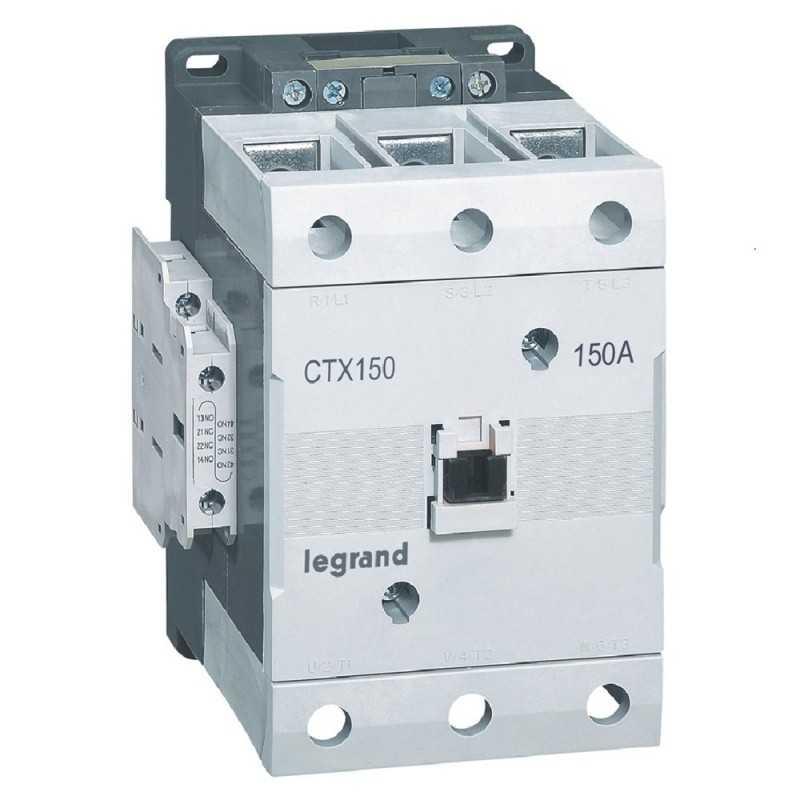 Contactor Ctx 3P 150A 2Na2Nc  100V-240V Ac/Dc Legrand