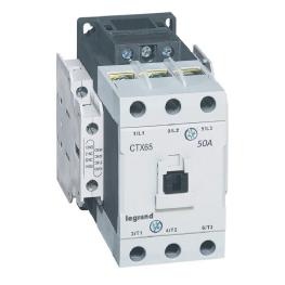 Contactor Ctx 3P 50A 2Na2Nc  230V Ac Legrand