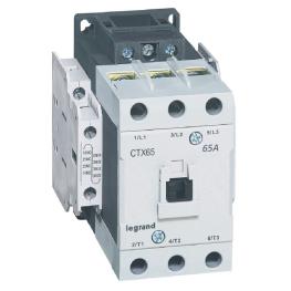 Contactor Ctx 3P 65A 2Na2Nc  230V Ac Legrand