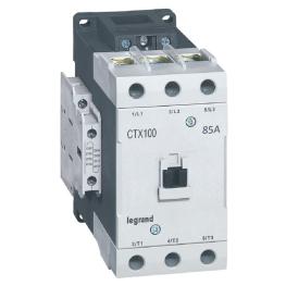 Contactor Ctx 3P 85A 2Na2Nc  230V Ac Legrand