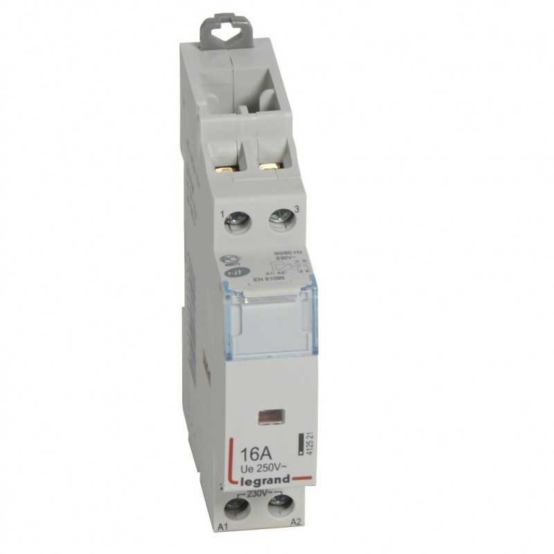 Contactor Cx3 Bipolar 250V 16A Na+Nc. Legrand