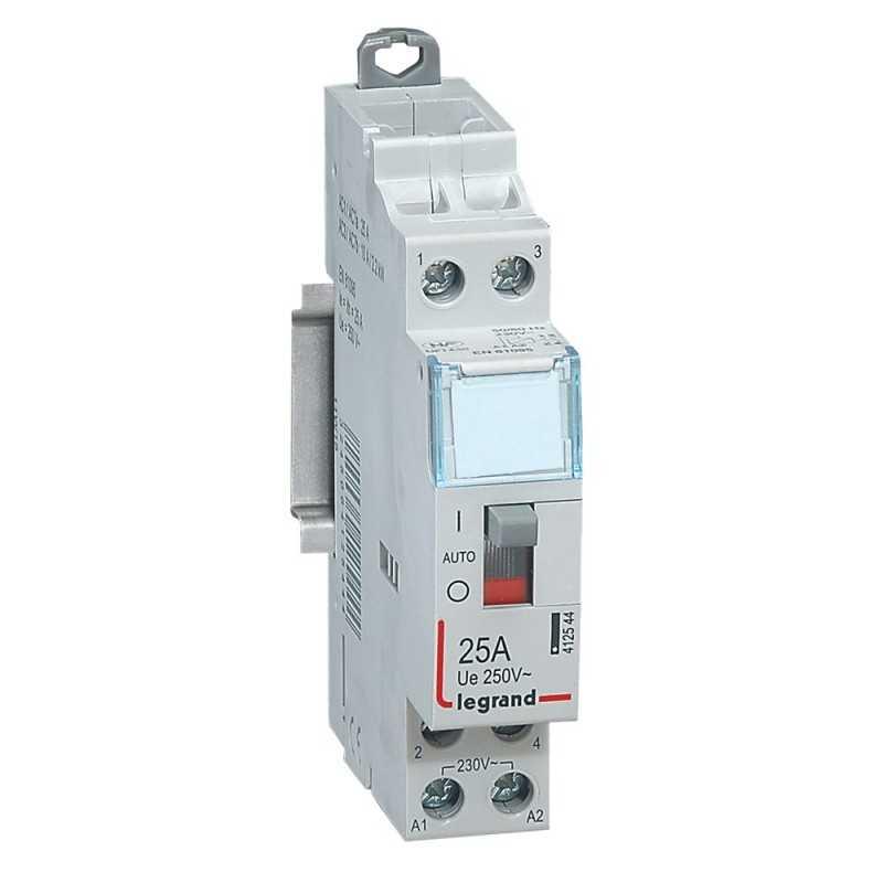 Contactor Cx3 Bipolar 400V 25A 2Na. Legrand