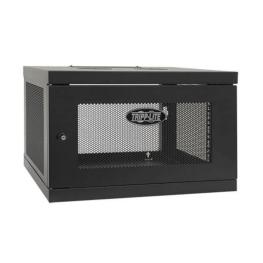 Gabinete Mural Desarmado De 6U Microperforado. 6Ux600X450 Tripplite