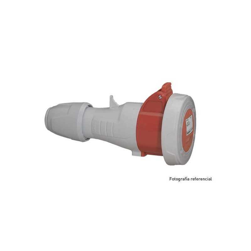 Enchufe Industrial P17/Hbra Vol.2P+T 16A/220 Ip67 Legrand