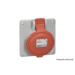 Enchufe Industrial P17/Toma Emb 3P+N+T 16A/380V Legrand