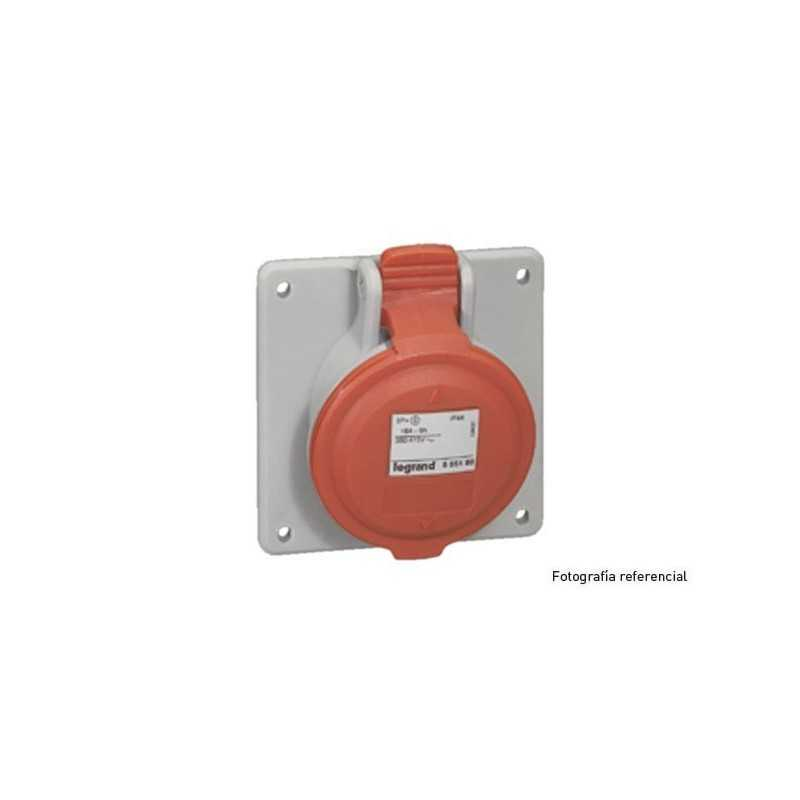 Enchufe Industrial P17/Toma Emb.3P+N+T 32A/220V Legrand