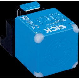 Sensor inductivo rectangular 40x40x66mm, alcance 20 mm, rasante