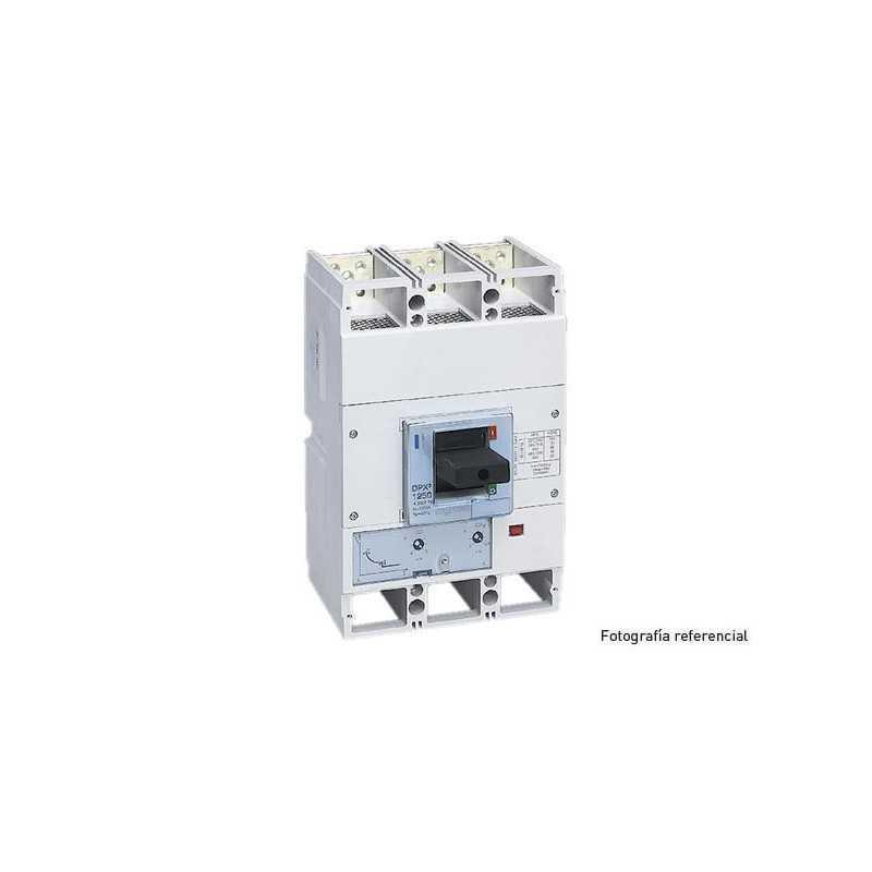 Interruptor Caja Moldeada Dpx3 1600 - Mt 3X1250 50Ka 400V 1250In Legrand