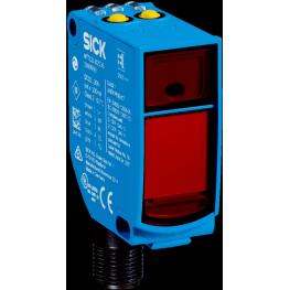Sensor fotoelectrico supresion de fondo, Alcance 50mm…1800mm,PUSH/PULL