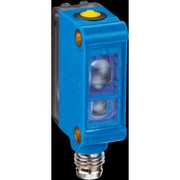 Sensor de contraste fuente luminosa roja azul o verde según taca