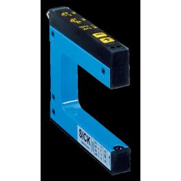 Sensor fotoeléctrico tipo Horquilla distancia útil 2 mm profundidad 40 mm