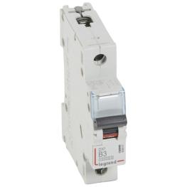 Interruptor Magnetotérmico Dx3 10000 Curva B 16 Ka Unipolar Legrand