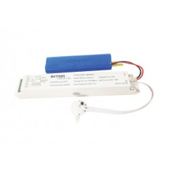 Kit Emergencia LED 18 W para tubos y paneles hasta 25W