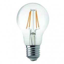 Ampolleta LED A60 Filamento 7W - 3000K E-27