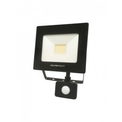 Proyector LED 10W - 6000K - con sensor