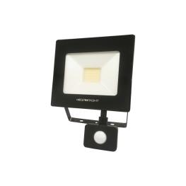 Proyector LED 30W - 6000K - con sensor