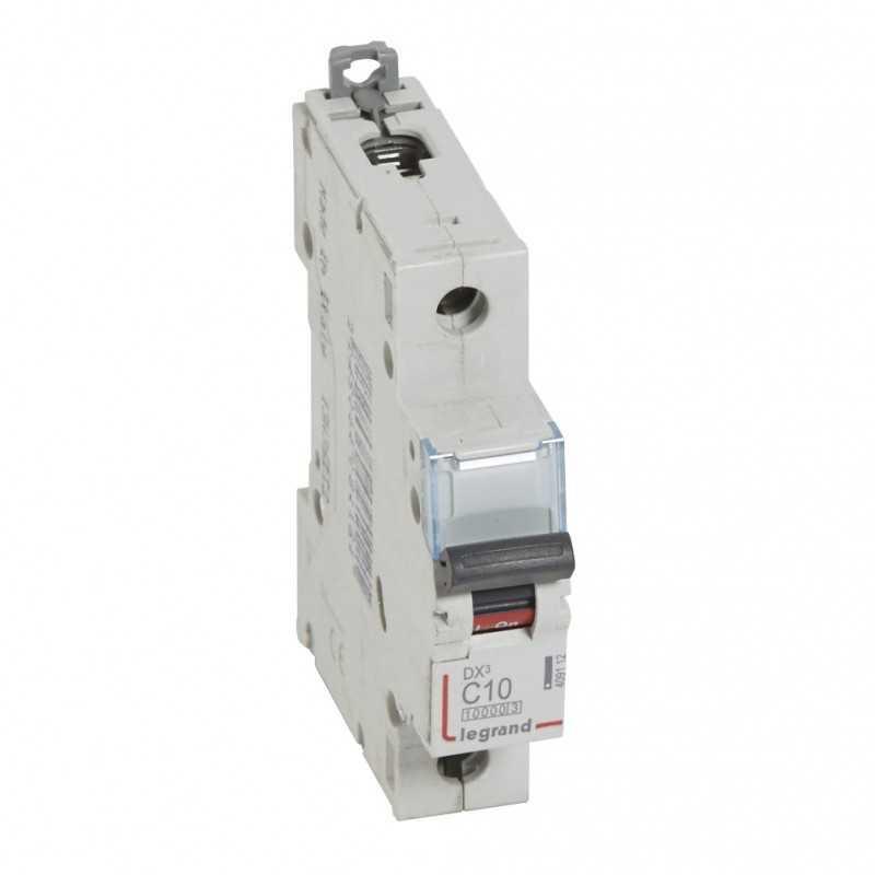 Interruptor Magnetotérmico Dx3 10000 Curva C 16 Ka Unipolar  Legrand