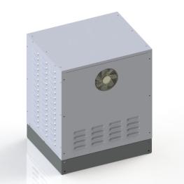 Banco de condensadores Trifásico 100 kVAR Fijo desintonizado P7% Elspec