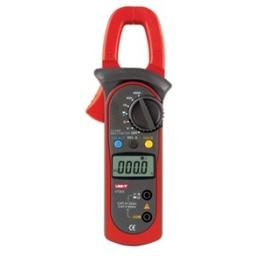 Amperimetro de Tenaza 600Vac-Dc 400Ac-Dc UNI-T